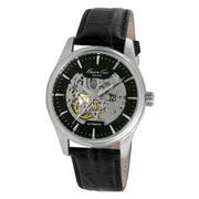 Đồng hồ nam cao cấp dây da Kenneth Cole NY KC10027199 (Đen)