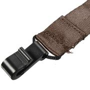 Adjustable Nylon Classical Ukulele Guitar Snap-on Strap with Hook Buckle - Intl