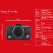 Camera hành trình Vietmap K9 Pro GPS + Thẻ nhớ 64Gb