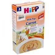 Bột dinh dưỡng rau củ, carot HiPP (3322)
