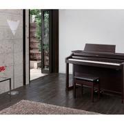 Đàn Piano Điện Roland HP-504 - Đen/Nâu
