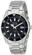 Đồng hồ nam Bulova 98B203 Stainless Steel Watch