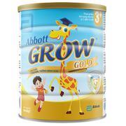 Sữa bột Abbott Grow Gold 3+ Hương Vani 900g