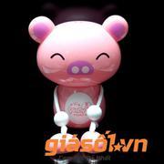 Quạt Tích Điện Để Bàn Cầm Tay Funny Hình Con Lợn