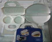 Hộp làm thức ăn nhựa an toàn Sharp