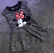 Đầm Minnie Mouse baby
