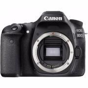 Canon EOS 80D 24MP Body (Đen) - Hàng nhập khẩu