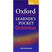Oxford Learner's Pocket Grammar: Pocket-sized Grammar To Revise And Check Grammar Rules