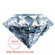 Kim cương thiên nhiên màu F