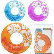 Phao tròn lớn 91cm 59251  Intex 3 màu