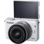 Canon EOS M10 18MP với ống kính 15-45mm - Hãng phân phối chính thức