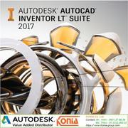 Phần mềm Autodesk AutoCAD Inventor LT Suite - THUÊ BAO 2 NĂM