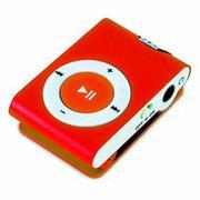 Máy nghe nhạc MP3 nhôm
