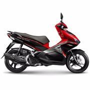 Xe tay ga Honda Airblade 125cc (Đỏ đen)