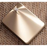 Ổ cứng WD Passport Ultra Metal 1TB Portable Drives (Vàng)