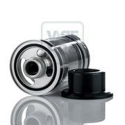 Buồng đốt Coilart Mage GTA 24 mm (Silver) tặng 1 lọ tinh dầu New Liqua 10ml vị Thuốc lá nhẹ