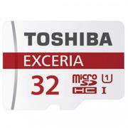 Thẻ nhớ MicroSDHC Toshiba Exceria Class 10 32GB 48MB/s (Trắng)