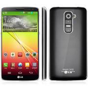 Ốp lưng Imak dành cho LG G2 (trong suốt)