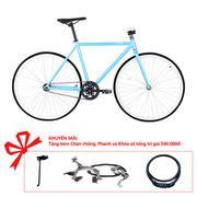 Xe đạp Topbike Alpha khung màu xanh da trời