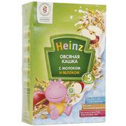 Bột ăn dặm Heinz Nga vị sữa yến mạch táo 250g