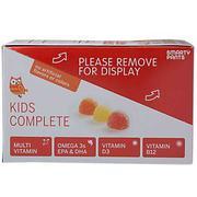 SmartyPants Kids Complete Gummy Vitamins: Multivitamin & Omega 3 DHA/EPA Fish Oil, Methyl B12, Vitam...