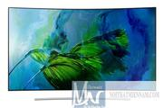 Smart Tivi Cong QLED Samsung 55 inch QA55Q8C 2017