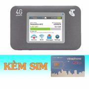 Thiết Bị Phát Wifi 3G/4G Netgear Aircard 782S+Sim 4G Vinaphone 90GB/Tháng