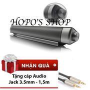 Loa Bluetooth JHW - V361 + Tặng Cáp Audio Jack 3.5mm 2 đầu cao cấp trị giá 139000đ (Vàng)