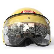Mũ bảo hiểm ANDES Haly 180B (Vàng)