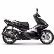 Xe tay ga Honda Airblade 125cc (Đen bạc)