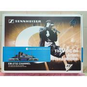 Micro không dây karaoke cho dàn karaoke chuyên nghiệp Sennheiser EM 3732