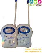 Máy báo khóc Baby Monitor Ultra Clear (Xuất Pháp)
