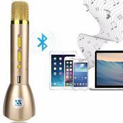 Loa bluetooth kèm mic karaoke K088 (BQ183)