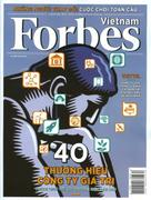 Forbes Việt Nam - Số 50 (Tháng 7/2017)