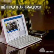 Bao Da Bàn Phím Bluetooth - Ipad Air - Pro