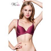 Áo ngực mút mỏng wannabe nâng ngực, quyến rũ (đỏ) - AN309