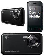 LG KC910i Camera 8.0 (Wifi -3G) newfullbox