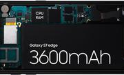 Điện thoại  Samsung Galaxy S7 Edge - Black Pearl - G935FD - Chính hãng - Trôi bảo hành