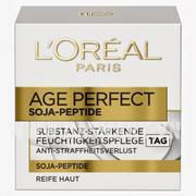 Kem dưỡng da chống lão hóa Loreal Age Perfect Soja-peptide_ ngày_  kem chiết xuất từ đậu nành, 50-60...