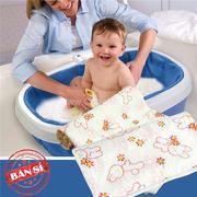 Khăn tắm 2 mặt siêu thấm cho bé - Giá sỉ hấp dẫn