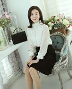 Áo sơ mi nữ Hàn Quốc BL11674