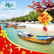 Tour Phú Yên – Đảo Điệp Sơn 3N3Đ – Nghỉ KS 4* Tham Quan Gành Đá Đĩa – Đầm Ô Loan – Khởi Hành Tết Âm ...