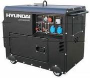 Máy phát điện Diesel Hyundai DHY 6000SE-3