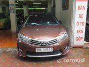 Hà Nội: Toyota Corolla Altis 2.0V AT 2014