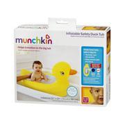 Chậu tắm phao vịt vàng Munchkin 32201 (Vàng)