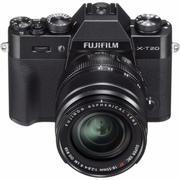 Máy Ảnh Fujifilm X-T20 24.3Mp Với Lens Kit 18-55Mm (Đen) - Hãng Phân Phối Chính Thức + Tặng Pin Wasa...