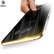 Ốp lưng cứng viền màu Galaxy S8 Plus hiệu Baseus
