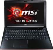 MSI GL62 6QD-019XVN - Core I7-6700HQ 4x2.6 GHz/ Max turbo speed 3.5Ghz