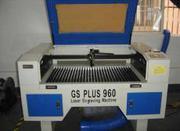 Máy khắc laser GS PLUS 1612