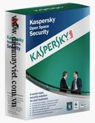 Kaspersky® Open Space Security™